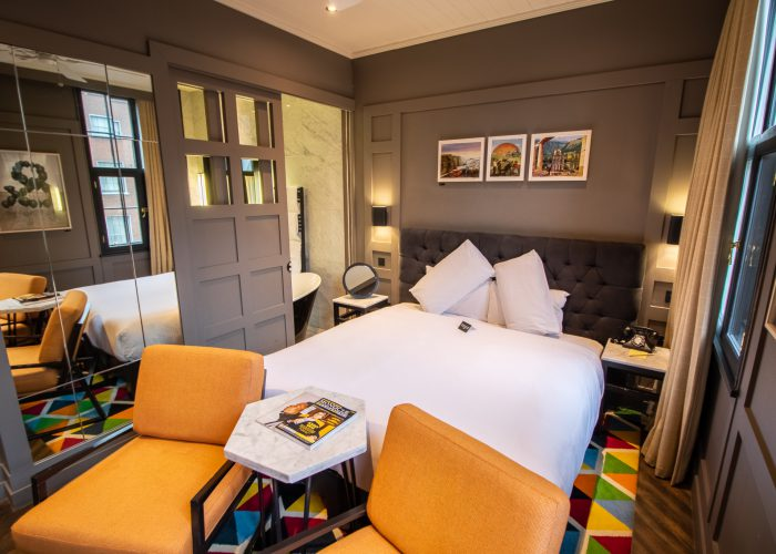 Hotel Suites Cork, Cork Hotel Rooms with Balcony | The Dean Cork
