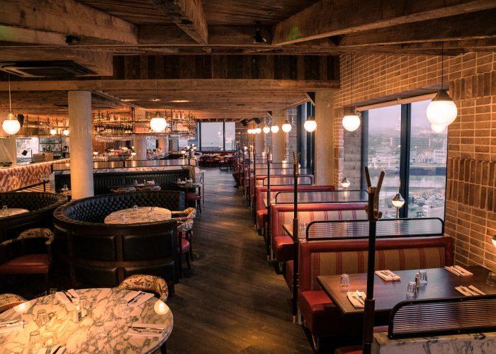 Rooftop Bar Cork, Rooftop Restaurant Cork, Restaurant Cork City, Places to Eat Cork City